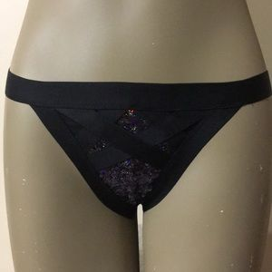 Victoria's Secret Fashion Show Sequin Thong